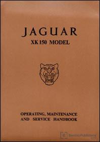 Jag XK 150 58-61/Hand