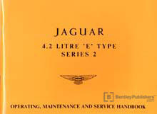 Jag E-Type Series 2 69-71/Hand