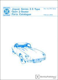 Jag E-Type Series 3 71-74/Parts