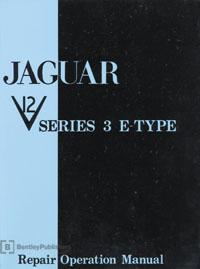 Jag E Series 3/V12 71-74/Work