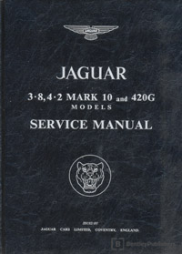 Jag Mk10/420G 61-69/Work