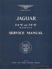 jaguar repair manual jaguar s type 3 4 and 3 8 1963 1966 rh infofoundry com Bentley Rolls-Royce Jaguar Bentley Flying Spur