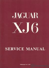 Jag XJ6 Series1/2.8/4.2 69-73/Work