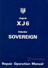 Jag XJ6 Series 2 74-79/Work