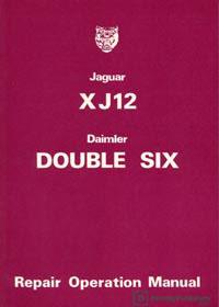 Jag XJ12 Series 2 74-78/Work