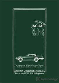Jag XJS/HE Supp 75-88/Work