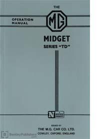 MG Midget TR 50-53/Hand