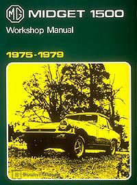 Comp Off MG Midget 1500 1975-79