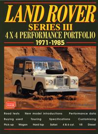 Land Rover Series 3 Perf Portfolio