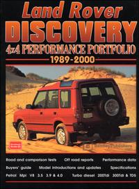Land Rover Discovery Per Portfolio