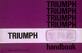 Triumph TR6 1975/Hand             