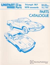 Triumph TR7 1979-81/Parts