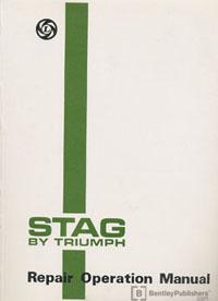 Triumph Stag 1971-73/Work
