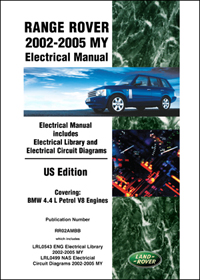 Range Rover Elec Manual: 2002-2005