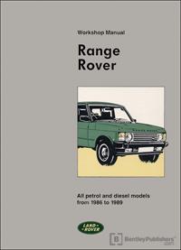 Range Rover 86-89/Work