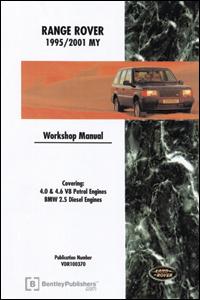 Range Rover 95-01/Work