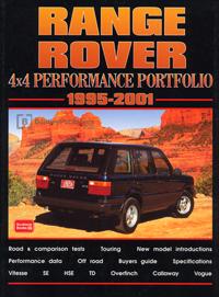 Range Rover Perf Portfolio 95-01