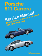 Porsche 911 Carrera (Type 993) Service Manual: 1995-1998