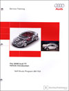 The 2008 Audi TT Vehicle Introduction Technical Service Training Self-Study Program