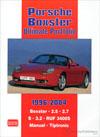 Porsche Boxster Ultimate Portfolio: 1996-2004