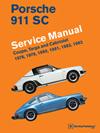 Porsche 911 SC Service Man 78-83