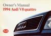 AUDI V8 QUATTRO 1994 OM