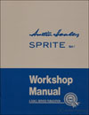 Austin Healey Sprite Mark1 Workshop Manual