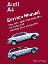 Audi A4 (B5) Service Manual:&lt;br/&gt;1996, 1997, 1998,&lt;br/&gt;1999, 2000, 2001
