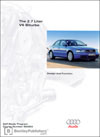 Audi 2.7 Liter V6 Biturbo<br />Design and Function<br />Technical Service Training<br />Self-Study Program