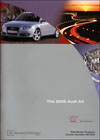 Audi A4 2005 - Vehicle Introduction Technical Service Training Self-Study Program