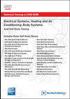 Electrical Systems, Heating and Air Conditioning, Body Systems