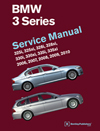 BMW 3 Series Service Manual 2006-2010