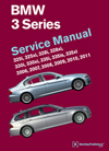 BMW 3 Series<br/>(E90, E91, E92, E93)<br/>Service Manual:<br/>2006, 2007, 2008, 2009, 2010, 2011