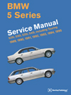 BMW 5 Series (E34)&lt;br/&gt;Service Manual:&lt;br/&gt;1989, 1990, 1991, 1992,&lt;br/&gt;1993, 1994, 1995