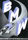 BMW Pre-War Poster Set