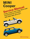 MINI Cooper (R55, R56, R57) Service Manual 2007-2011