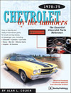 Chevrolet by the Numbers: 1970-75