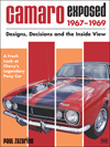 Camaro Exposed:&lt;br&gt;1967-1969