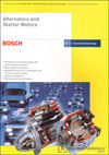 Bosch TI: Alterntors & Starter Mts