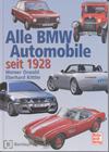Alle BMW Automobile seit 1928