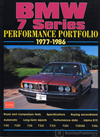 BMW 7 Series Performance Portfolio: 1977-1986