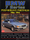 BMW 7 Series Performance Portfolio: 1986-1993