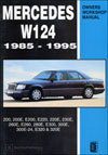 Mercedes W124 85-95 Workshop Man