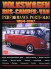 Volkswagen Bus, Camper, Van Performance Portfolio: 1954-1967