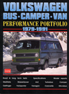 VW Bus/Camper/Van Portfolio 79-91