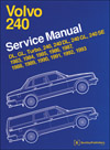 Volvo 240 Service Manual:<br/>1983, 1984, 1985, 1986,<br/>1987, 1988, 1989, 1990,<br/>1991, 1992, 1993