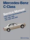 Mercedes-Benz<br/>C-Class (W202) Service Manual:<br/>1994, 1995, 1996,<br/>1997, 1998, 1999, 2000