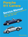 Porsche 911 Carrera (Type 993) Service Manual 1995-1998