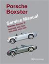 Porsche Boxster, Boxster S (986)<br/>Service Manual:<br/>1997, 1998, 1999, 2000,<br/>2001, 2002, 2003, 2004