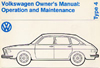 VW TYPE 4 1974 OM